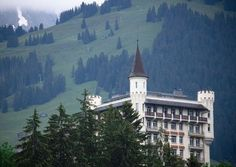 Prince Charming's Castle, Gstaad,Switzerland