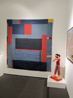 Gee's Bend Quilt - Judy A. Saslow Gallery of Chicago  I LOVE these quilts and the stories behind each one!