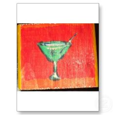 Have a Martini A Hole by Luminosity