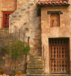 Mission San Carlos in Carmel, CA