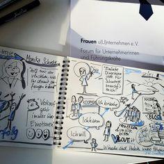 Sketchnotes www.doris-reich.com