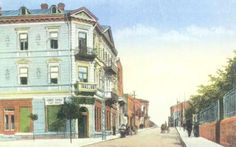 Constanta - Hotel Continental - 1918 Black Sea, Old Town, Postcards, Cities, Coast, Memories, Beauty, Old City, Memoirs