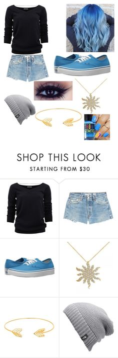 """Leo's meeting"" by creepypasta-user-11 ❤ liked on Polyvore featuring Brunello Cucinelli, RE/DONE, Vans, Allurez, Lord & Taylor and The North Face"