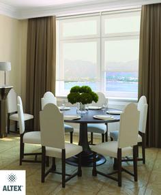 #diningroomdecor #blinds #windows #beautifulblinds #meridian