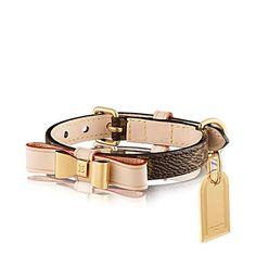 15 lv bow dog collar Pet Accessories, Dog Toys, Cat Toys, Pet Tricks