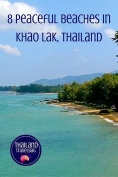 Chill out on  the most peaceful beaches in Khao Lak 2016 #Thailand #Khaolak #Beaches