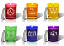 Personalized Candles!