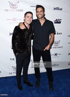 From breaking news and entertainment to sports and politics, get the full story with all the live commentary. Cheyenne Jackson, Colton Haynes, Tie The Knots, Sports And Politics, Search, Twitter, Celebrities, Fictional Characters, Tying The Knots