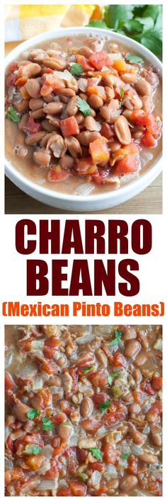 Charro Beans - Mexic