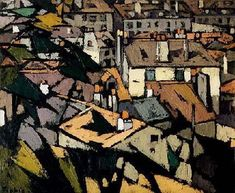Sèvres,  1919 - 1924, Abstrait Figuratif // by Frédéric FIEBIG