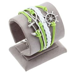 Bracelets fashion jewelry gift infinite double leather multilayer Charm bracelet for woman jewelry