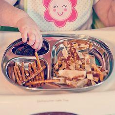 Durable, plastic-free, long-lasting stainless steel Kid's Tray. (image via BuyGreen)