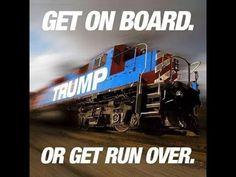 The Trump Train #TrumpTrain