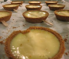 Key Lime Pie Pops from Steve's Key Lime Pies