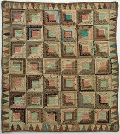 Antique Doll Quilt from my collection