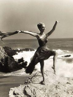 Yvette Mimieux. 1960s