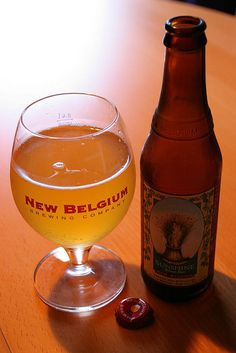By far the greatest beer ever! I love everything New Belgium, but Sunshine Wheat takes the cake.