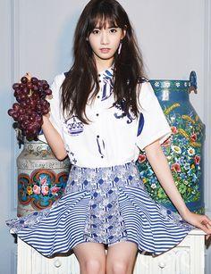 Girls' Generation SNSD Im Yoona Ceci Magazine April 2015 Pictures 3