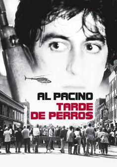 Historia verdadera sobre un atraco a un banco, que se produjo en un caluroso día de agosto, a manos de dos perdedores optimistas, el frenético cerebro de la operación, Sonny, y su torpe amigo, Sal. Convertida ya en un clásico moderno de Sidney Lumet, una película imprescindible,  ganadora de un Oscar con un brillante Al Pacino.