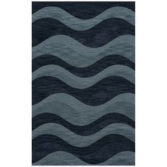 Dalyn Rugs Quest QT4 Blue Grotto Area Rug – Benjamin Rugs & Furniture