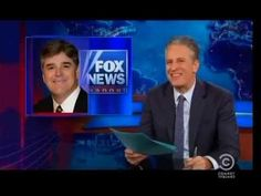 Hypocrite Sean Hannity Bitch-Slapped by Jon Stewart (Cliven Bundy)