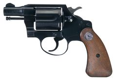 .38 Colt Detective Special - My 1st line of defense