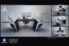 ArtStation - Ubisoft, Encho Enchev