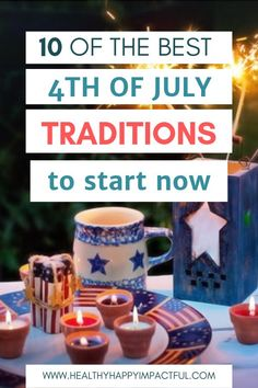 10 of the best of July traditions to start now. Easy ideas and traditions to celebrate our country with the people we love. Simple food crafts and things to do with adults or kids. Don't forget the BBQ and fireworks! Traditions To Start, Family Traditions, Fourth Of July Food, 4th Of July, Practical Gifts, Food Crafts, Unusual Gifts, Independence Day, We The People