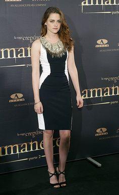 Kristen Stewar-t love this dress