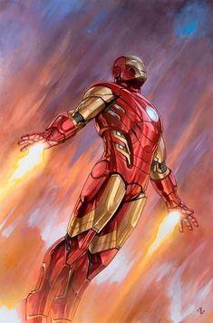 Ms Marvel, Marvel Avengers, Marvel Comics, Marvel Heroes, Comic Wallpaper, Iron Man Wallpaper, Marvel Wallpaper, Iron Men, Tony Stark