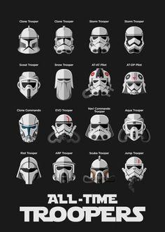 #Troopers #StarWars