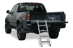 Truck Pal Tailgate Ladder, Westub Truck-Pal Tailgate Step Ladder