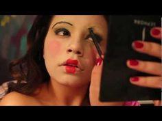 ▶ Ringleader Halloween Tutorial - YouTube