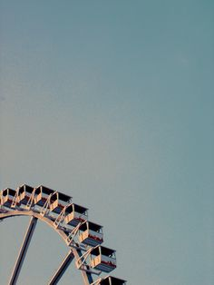 Ferris Wheel, Hamburg, Germany