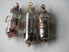How To Make Steampunk Vacuum Tube Charms