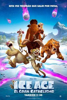 Descargar gratis La era de hielo 5: Choque de Mundos pelicula completa en HD español latino
