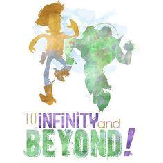 To Infinity and Beyond, Toy Story, Disney Pixar, Aquarell Disney Pixar, World Disney, Disney Amor, Disney Toys, Disney And Dreamworks, Disney Girls, Disney Movies, Buzz Lightyear, Disney Musik