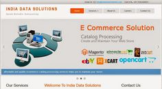 Ecommerce data entry is the process of entering the data on eCommerce sites related to the products being offered by the site. In this process, relevant information about the products is collected from various sources. These days the demand of eCommerce data entry services is increasing day by day.