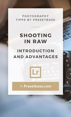 Shooting in RAW - A Basic Introduction and the Advantages: One of the biggest advantage of being able to shoot in digital is the ability to shoot in RAW. For those of you who are not familiar with what RAW is – RAW is a lossless format that retains all of the image information that your camera captures.