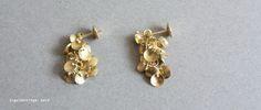 Ohrringe in Gold Stud Earrings, Gold, Jewelry, Engagement, Ear Piercings, Schmuck, Jewlery, Jewerly, Stud Earring