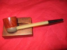 Beautiful Estate Pipe Vintage Pipe With Removable by OsanyinPipes
