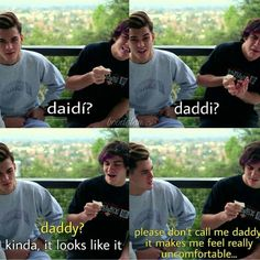 Suuuure you don't Grayson