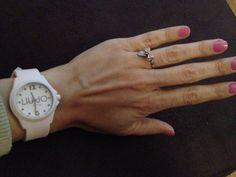 Naše věrná zákaznice Helča a luxusní hodinky Liu.Jo a prstýnek Liu.Jo...🇮🇹️ www.vipitalianfashion.com #vipitalianfashion #fashion #madeinitaly #modaitaliana #newcollection Watches, Italian Fashion, Michael Kors Watch, Happy, Accessories, Wristwatches, Clocks, Italy Fashion, Ser Feliz