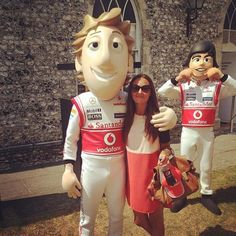 Tooned at Goodwood