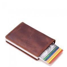 718dfaaaccb 26 beste afbeeldingen van Leren portemonnees dames - Paper, Peach en ...