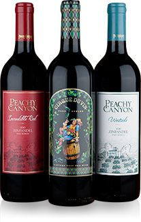 Peachy Canyon Winery - Paso Robles (Clarissa works here.)