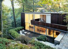 Simplicity Love: Mid-Century House Restoration, US | Bassamfellows