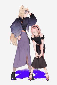 Anime Naruto, Naruto Uzumaki Shippuden, Naruto Funny, Itachi, Hinata, Sakura Haruno, Naruto Family, Naruto Girls, Yamanaka Inojin