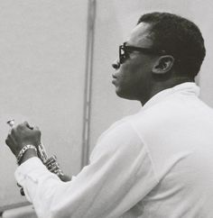 """""""Do not fear mistakes. There are none.""""Miles Davis."""