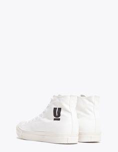 Undercover - Logo Sneakers.